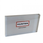 Hunter logoklods