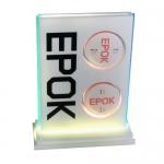 EPOK Entertaintmentdisplay