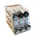 Thunder chewing tobacco display