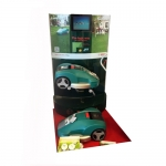 BOSCH Lawn care Display Print