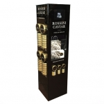Rossini Caviar gulvdisplay