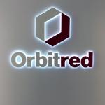 Orbit Red LED logo