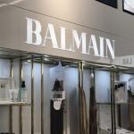 Balmain Led logo
