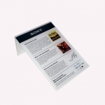 Sony_infoskilt_5mm_klar_acryl