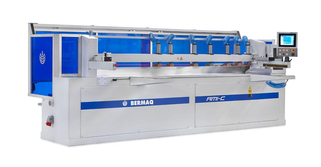 Bermaq AMI-C poleringsmaskie til akryl og plastik
