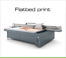 Flatbed print